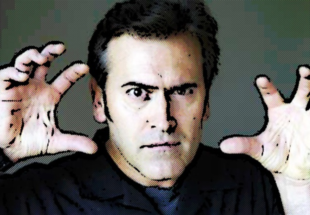 """Respect My Craft"" – Bruce Campbell"