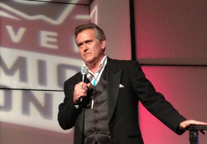 Denver Comic Con 2014 – Look! It's Bruce Campbell