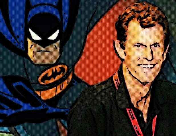 """Respect My Craft"" – Kevin Conroy"