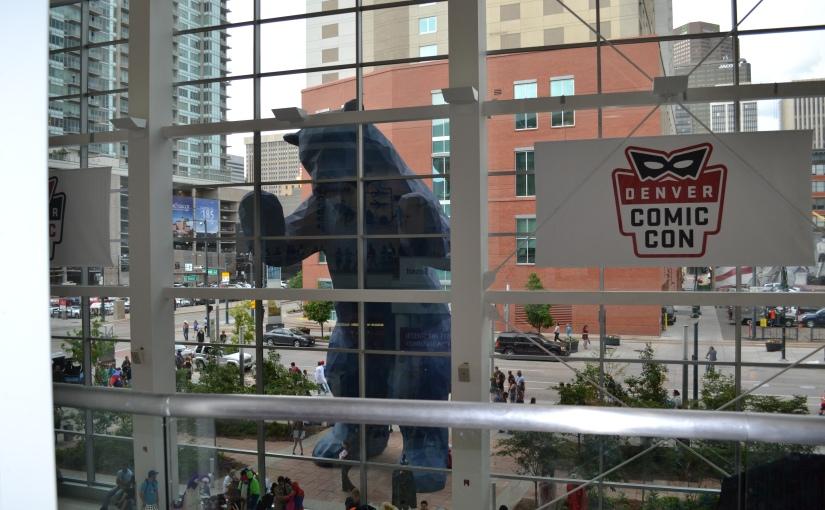 Denver Comic Con2014