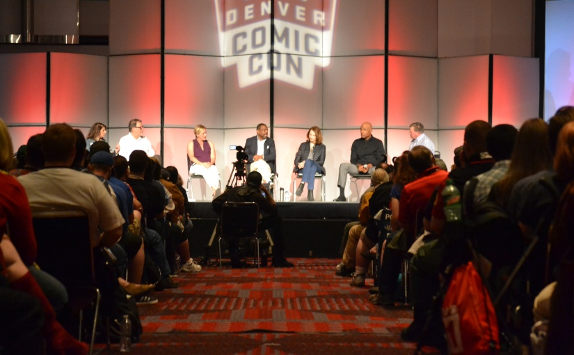 Denver Comic Con 2014 – Star Trek TNG Reunion