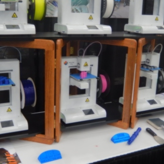 3D Printers for days!