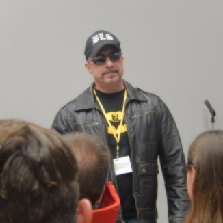 Greg Capullo at Comicpalooza 2014