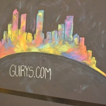 Guirys Denver Skyline