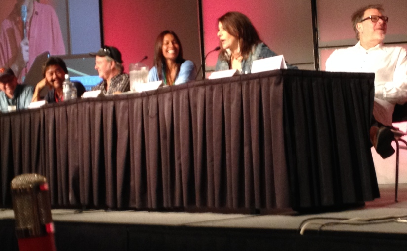 Denver Comic Con 2014 – Gargoyles 20th Anniversary Reunion