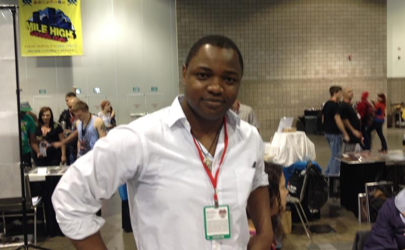 Denver Comic Con 2014 Interview – GerryMulowayi