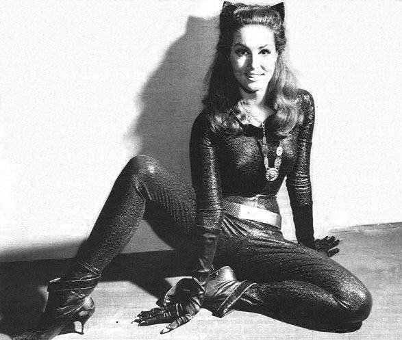"""Respect My Craft"" – Julie Newmar"