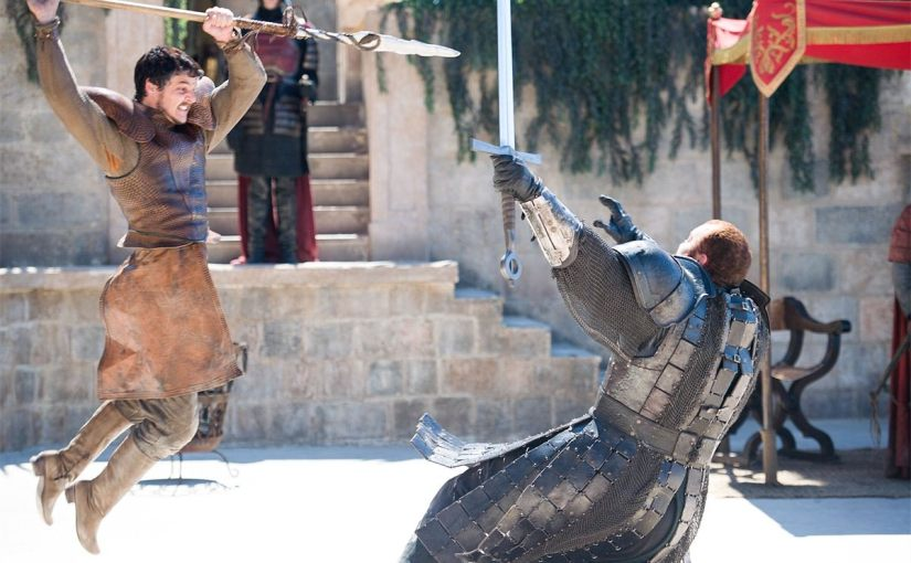 "Game of Thrones Review ""The Mountain and The Viper"" S4E8"