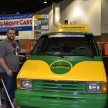 TMNT Party Wagon!