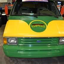 Turtle Party Van 2