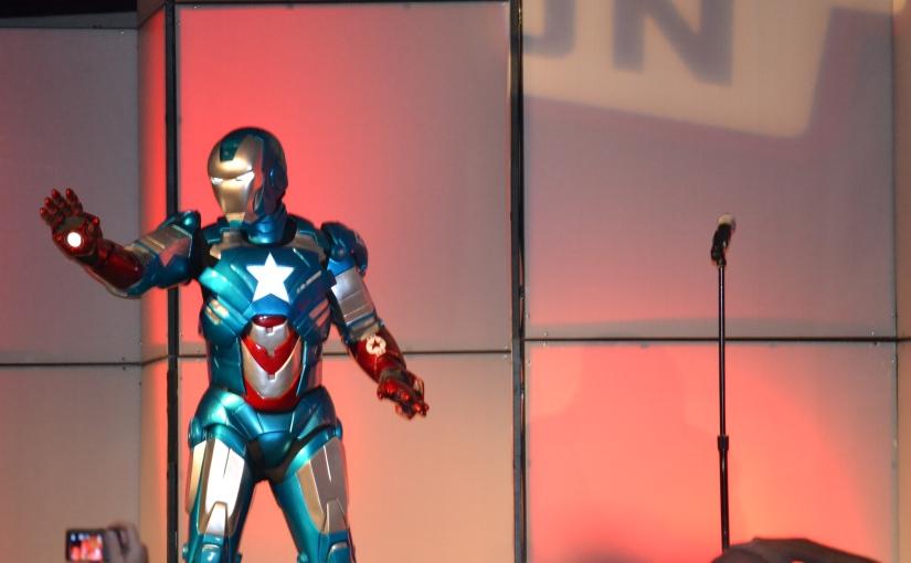 Denver Comic Con 2014- Cosplay… Cosplay ContestShindig!