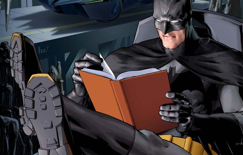 Batman Day – Best Graphic Novels