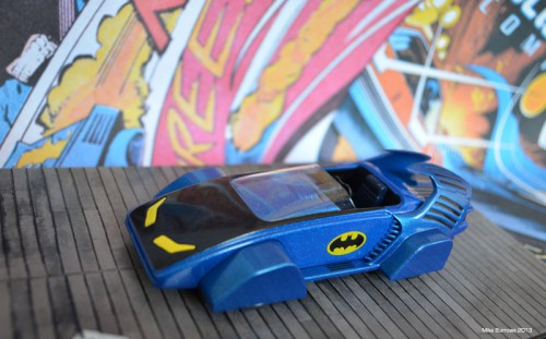 DC 601 Batmobile