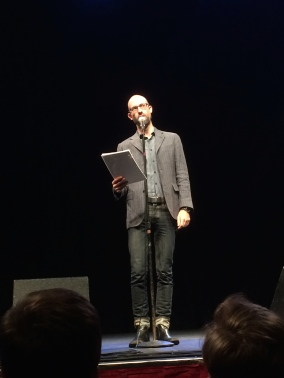 """Welcome to Night Vale Presents """"The Librarian"""" at Denver Paramount Theatre"""