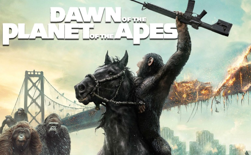Dawn of the Planet of the ApesReview