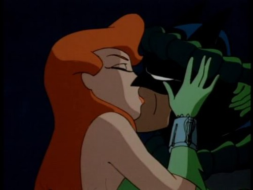 Poison Ivy Hush Comics