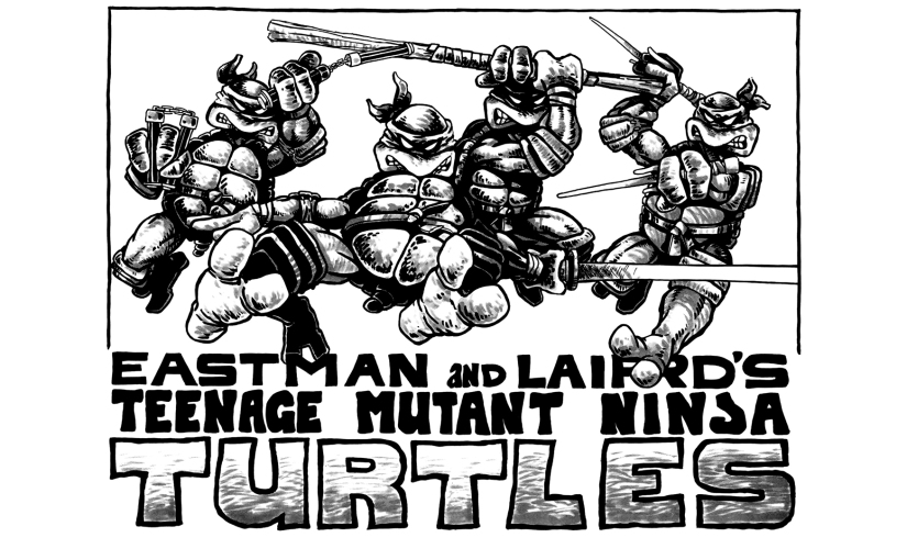Thirteen Things You Didn't Know (or just forgot) about the Mirage Comics Teenage Mutant Ninja Turtles Series