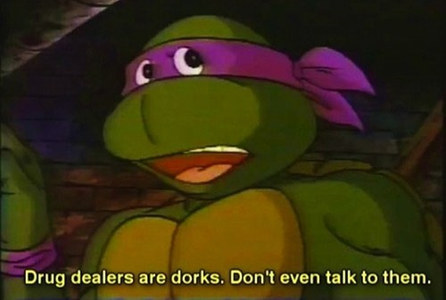 Thirteen Things You Didn't Know (or just forgot) About Teenage Mutant Ninja Turtles: The AnimatedSeries