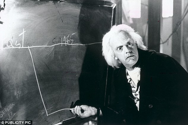 A Science Fictional Year: Back to The Future, Un, Deux,Trois!