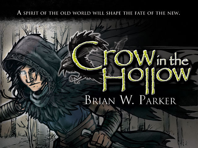 The Ripple Effect: The New Voices of YA…An interview with Writer Brian W. Parker on his novel Crow in the Hollow