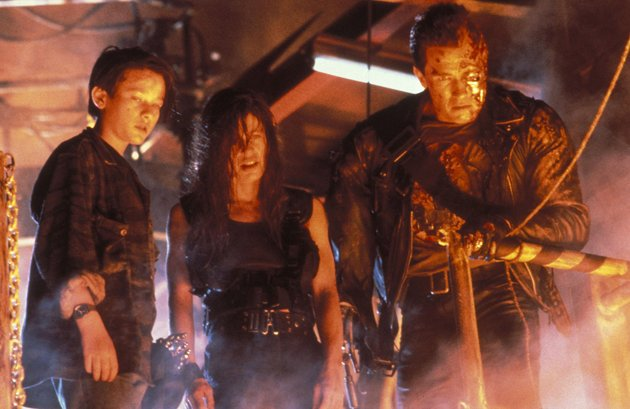 Surviving A Science Fictional Year: The Terminators