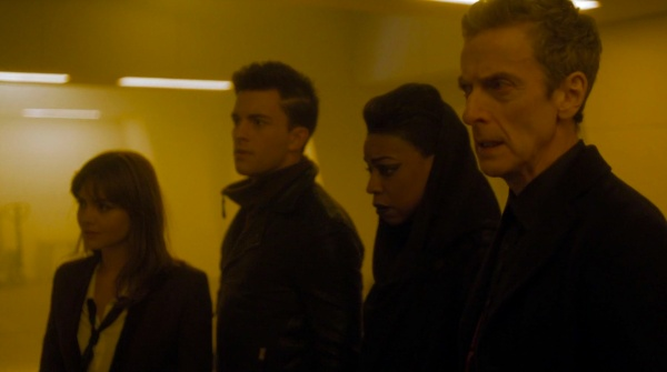 "Doctor Who - ""Time Heist"""