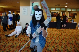 Teenage Mutant Ninja Turtles: Casey Jones