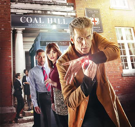 "Doctor Who Recap and Review – ""The Caretaker"""