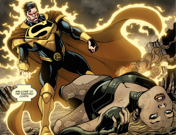Injustice: Gods Among Us Year Two #22