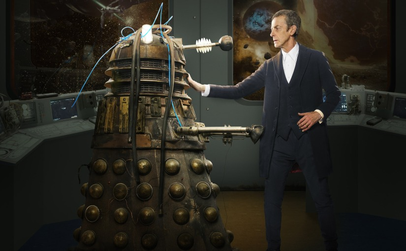 "Doctor Who Recap and Review – ""Into the Dalek"""