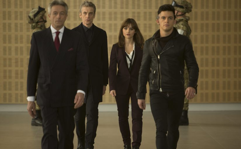 "Doctor Who Recap and Review – ""Time Heist"""