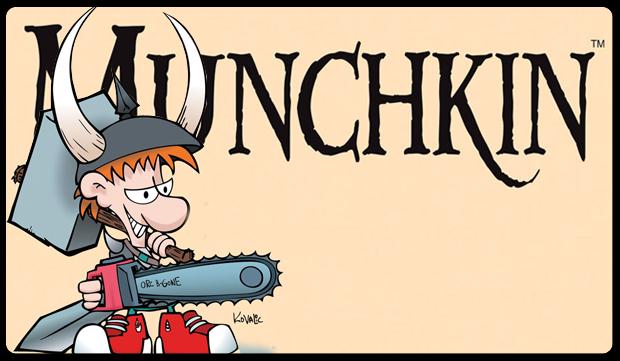 Gaming Unplugged: Munchkin