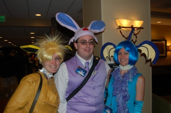 Pokemon: Jolteon,Espeon, and Vaporion