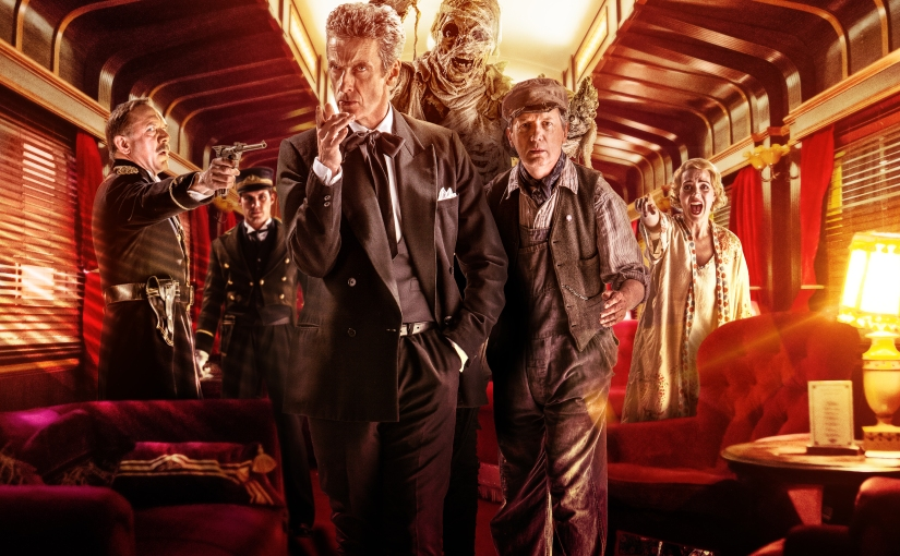 "Doctor Who Recap and Review – ""Mummy on the Orient Express"""