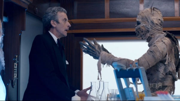 "Doctor Who - ""Mummy on the Orient Express"""