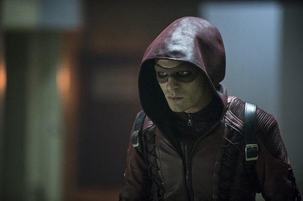 Roy Harper is quite possibly the toughest guy in town.
