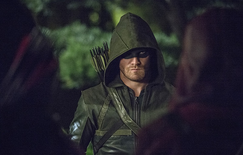 "Arrow Review – ""The Magician"" S3E4"