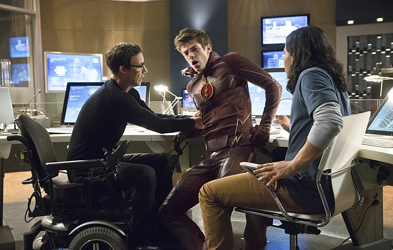 "The Flash Review – ""Things You Can't Outrun"" S1E3"