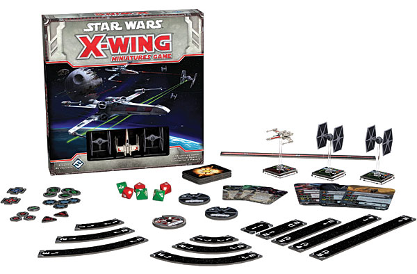 Gaming Unplugged: Star Wars:X-Wing