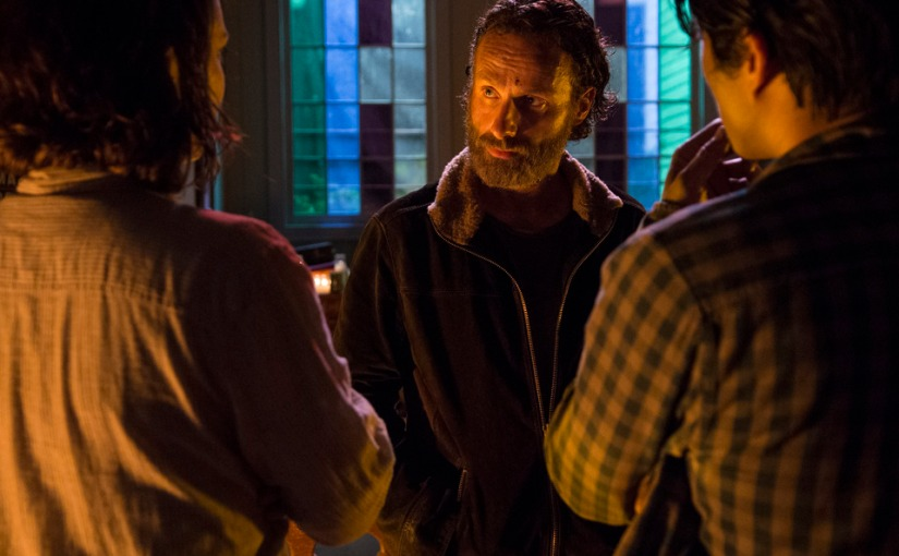 "The Walking Dead Review – ""Four Walls and A Roof"" S5E3"