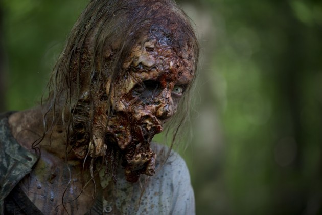 "The Walking Dead Review – ""No Sanctuary"" S5E1"