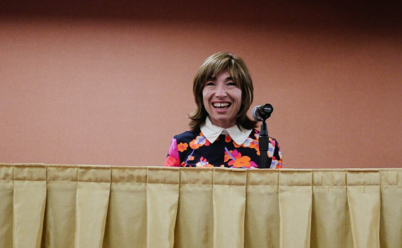 "Santa Fe Comic Con:  Naomi Grossman ""Play With Me! Inside American Horror Story"""