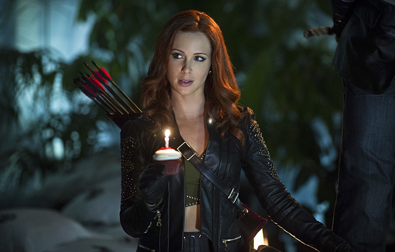 "Arrow Review – ""Draw Back Your Bow"" S3E7"