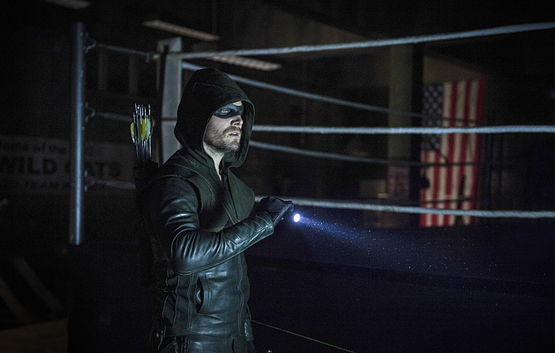 "Arrow Review – ""Guilty"" S3E6"