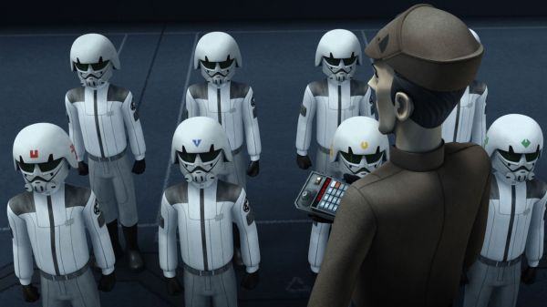 Fun sized Stormtroopers!