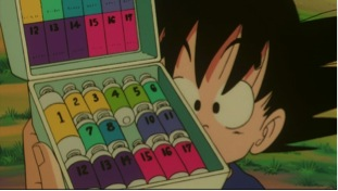 Dragon Ball - Capsules