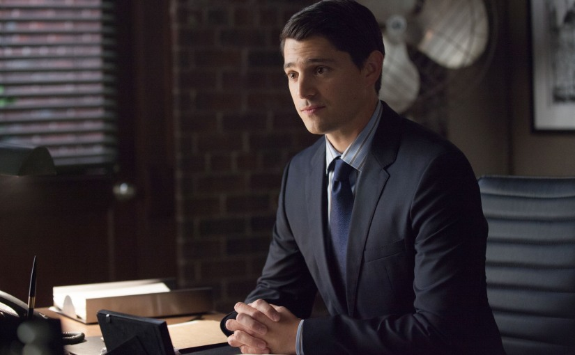"Gotham Review – ""Harvey Dent"" S1E9"