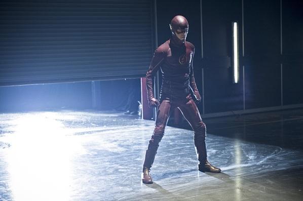 I'm Barry Allen, bad ass in the best lighting.