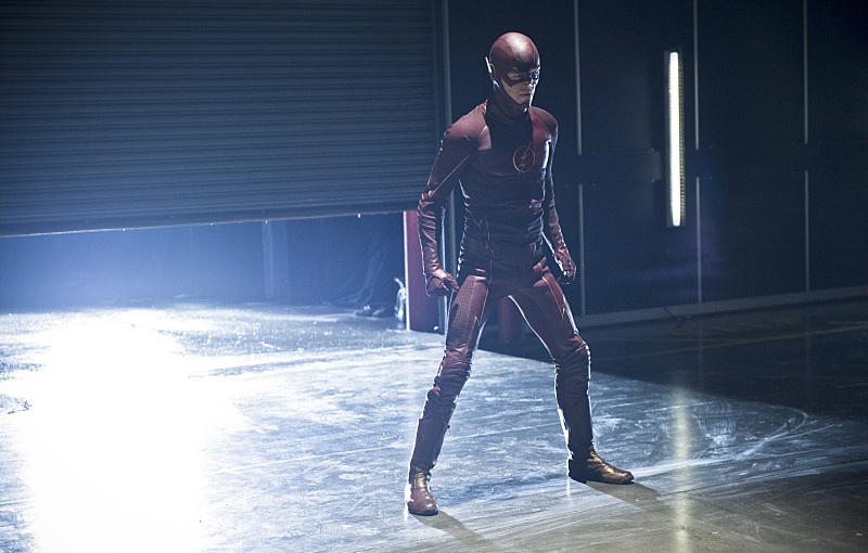 """The Flash Review – """"Power Outage""""S1E7"""