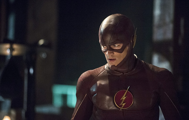 """The Flash Review – """"The Flash is Born""""S1E6"""